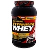SAN Nutrition, 100% Pure Titanium Whey, Cookies & Cream, 2.06 lbs (924 g)