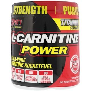 SAN Nutrition, L-Carnitine Power, 3.95 oz (112 g)