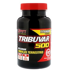 SAN Nutrition, Tribuvar 500, 90 капсул