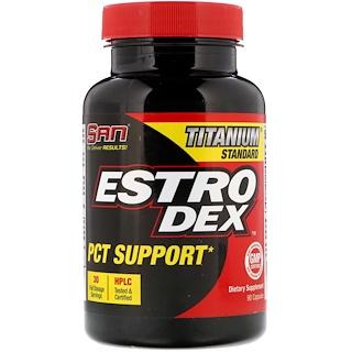 SAN Nutrition, Estrodex, Поддержка на этапе восстановления, 90 капсул