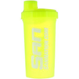 Сан нутришэн, Shaker Cup, Neon Yellow, 24 oz отзывы