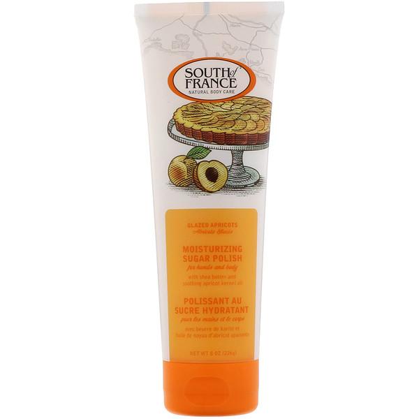 Moisturizing Sugar Polish, Glazed Apricots, 8 oz (226 g)