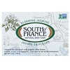 South of France, Fleur de jasmin, savon oval fabriqué en France, beurre de karité bio, 6 oz (170 g)