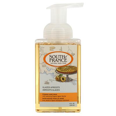 Купить South of France Пенящееся мыло для рук, с запахом абрикоса, 236мл (8жидк.унций)
