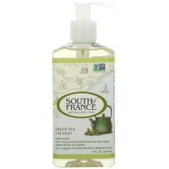 South of France, 洗手液,綠茶,8 液量盎司(236 毫升)