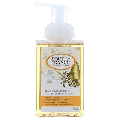 Пенка для мытья рук, цветок апельсин и мед, 8 ж. унц. (236 мл) цена и фото