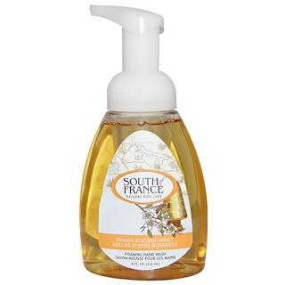 South of France, Foaming Hand Wash, Orange Blossom Honey,  8 fl oz (236 ml)