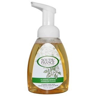 South of France, Foaming Hand Wash, Blooming Jasmine, 8 fl oz (236 ml)
