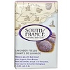 South of France, Lavender Fields, French Milled Bar Soap with Organic Shea Butter, 1.5 oz  (42.5 g) (Discontinued Item)