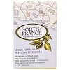 South of France, French Milled Bar Soap with Organic Shea Butter, Lemon Verbena, 1.5 oz (42.5 g)