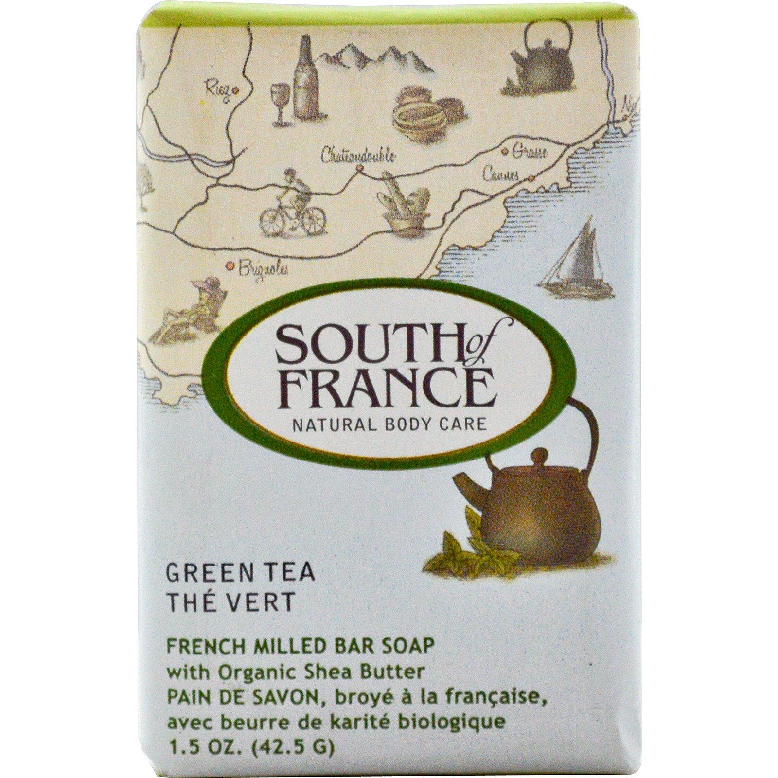 Французское мыло натуральное