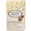 South of France, Mediterranean Fig, French Milled Bar Soap with Organic Shea Butter, 1.5 oz (42.5 g) (Discontinued Item)