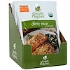 Simply Organic, Dirty Rice Seasoning Mix, 12 Packets, 1.00 oz (28 g) Each (Discontinued Item)