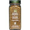 Simply Organic, Grilling Seasons, Vegetable, Organic, 2.2 oz (62 g)