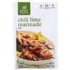 Simply Organic, 辣椒酸橙腌料,12包,每包1.00盎司(28克)