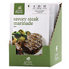 Simply Organic, Savory Steak Marinade Mix, 12 Packets, 0.70 oz (20 g) Each