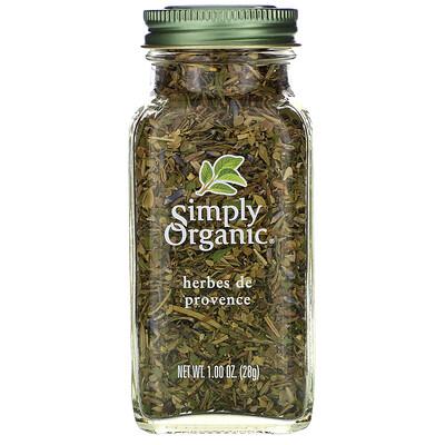 Купить Simply Organic Прованские травы, 28 г (1, 00 унция)