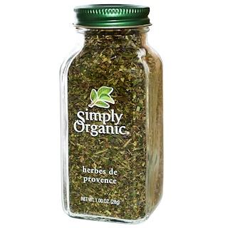 Simply Organic, Herbes De Provence,1.00 盎司 (28 克)