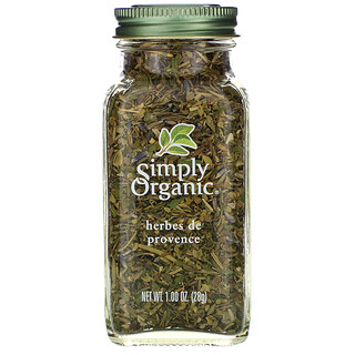 Simply Organic, Herbes De Provence, 1.00 oz (28 g)