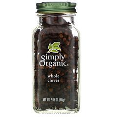 Simply Organic, 整支丁香,2.05盎司(58克)