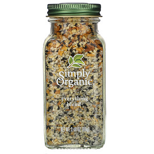 Simply Organic, Everything Blend, 3.49 oz (99 g)