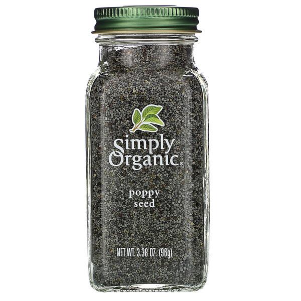 Poppy Seed, 3.38 oz (96 g)