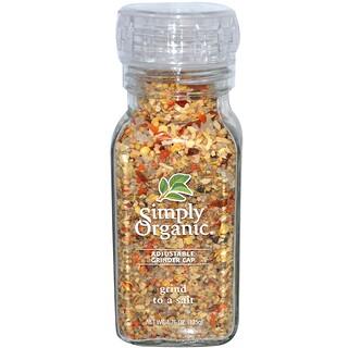 Simply Organic, グラインドトゥアソルトブレンド、4.76 oz (135 g)