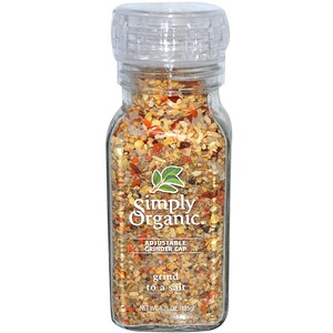 Симпли Органик, Grind to a Salt, 4.76 oz (135 g) отзывы покупателей