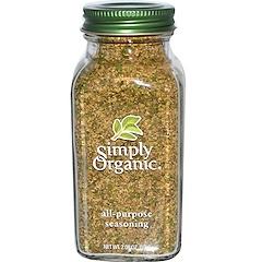 Simply Organic, 다용도 양념, 2.08 oz (59 g)