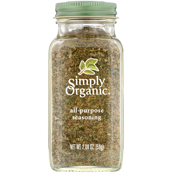 All-Purpose Seasoning, 2.08 oz (59 g)