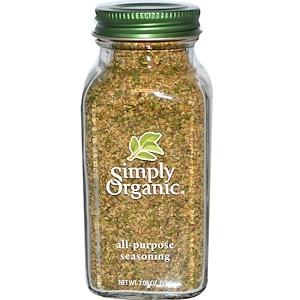 Simply Organicの万能シーズニング