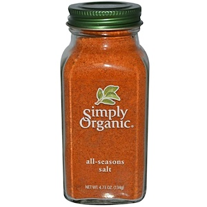Simply Organic, Соль