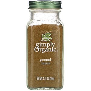 Симпли Органик, Cumin, 2.31 oz (65 g) отзывы