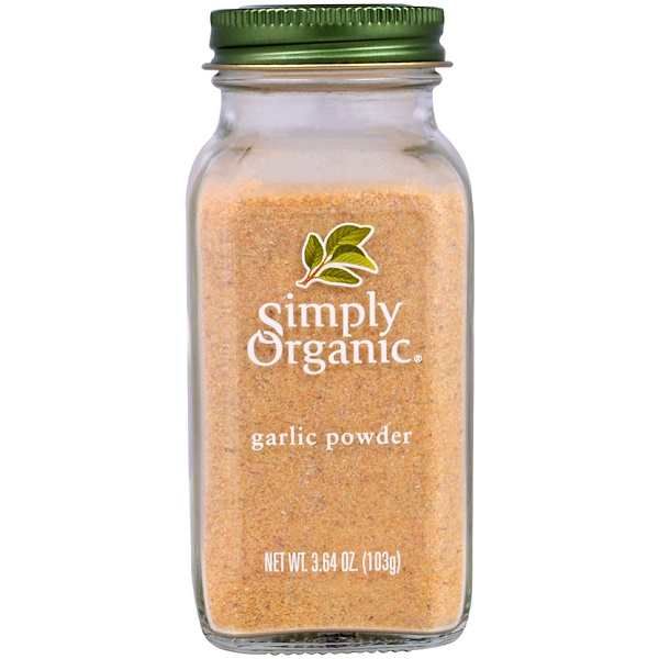 Garlic Powder, 3.64 oz (103 g)