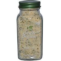 Simply Organic, 마늘 소금, 4.70 oz (133 g)