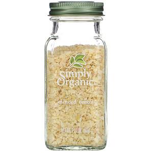 Симпли Органик, Minced Onion, 2.21 oz (63 g) отзывы