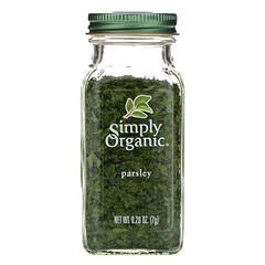 Simply Organic, 有機香菜末,0.26盎司(7克)
