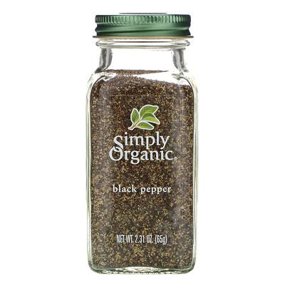 Купить Simply Organic Черный перец, 65 г (2, 31 унции)