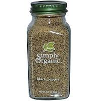 Simply Organic, 후추, 2.31 온스 (65 g)