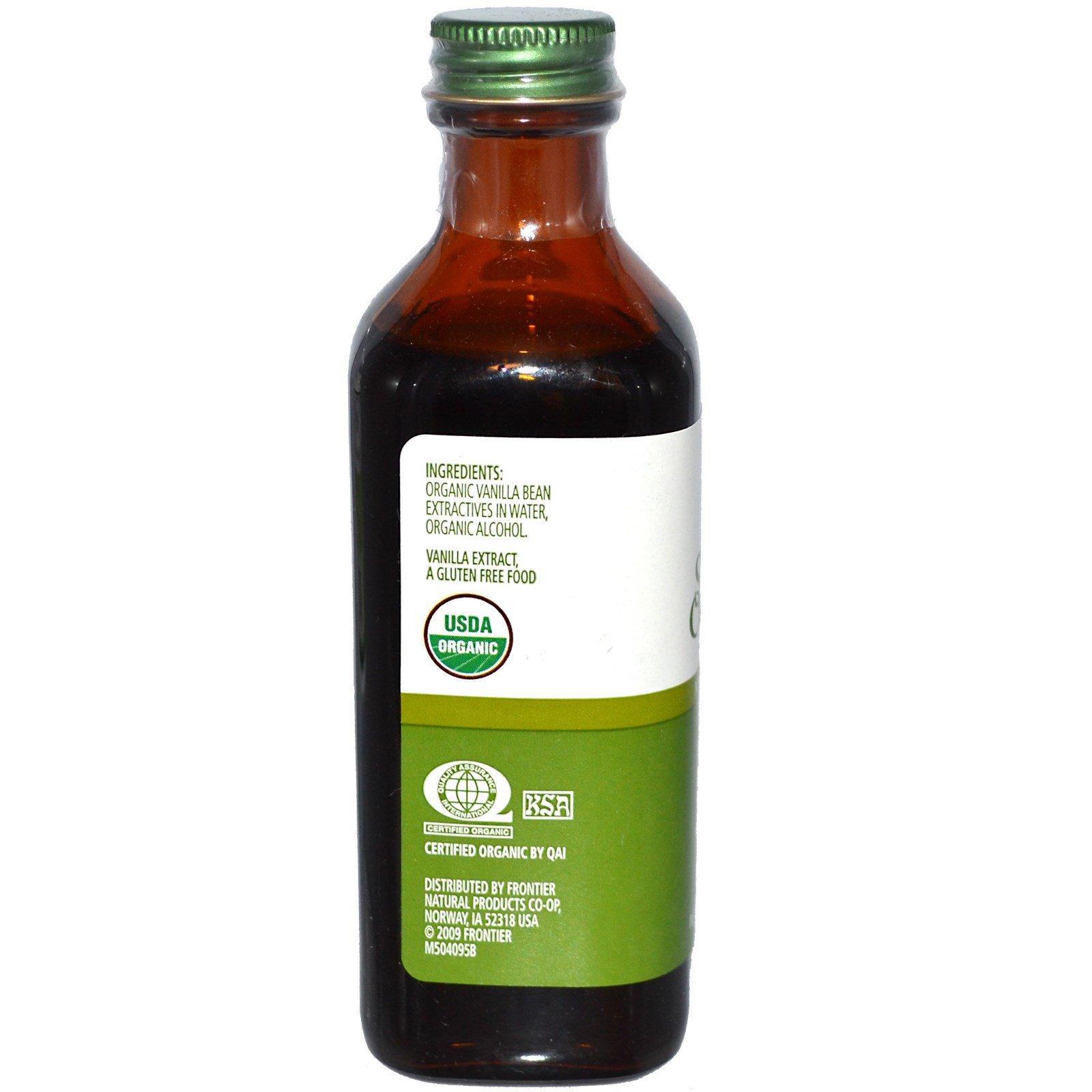 Simply Organic, Madagascar Pure Vanilla Extract, Farm Grown , 4 fl ...