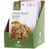 Simply Organic, Смесь для приготовления соуса Сладкий Базилик Песто 12 пакетиков, 0.53 унции (15 г) каждый