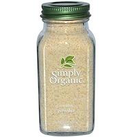 Simply Organic, 양파 분말, 3.0 oz (85 g)