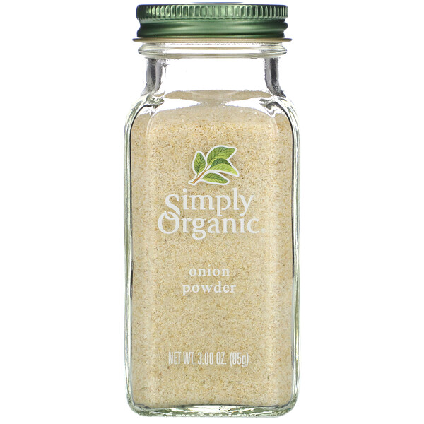 Onion Powder, 3.0 oz (85 g)