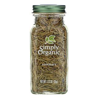 Simply Organic, Rosemary, 1.23 oz (35 g)