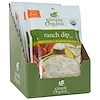 Simply Organic, Ranch Dip Mix, 12 Packets, 1.50 oz (43 g) Each (Discontinued Item)