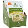 Simply Organic, French Onion Dip Mix, 12 Packets, 1.10 oz (31 g) Each