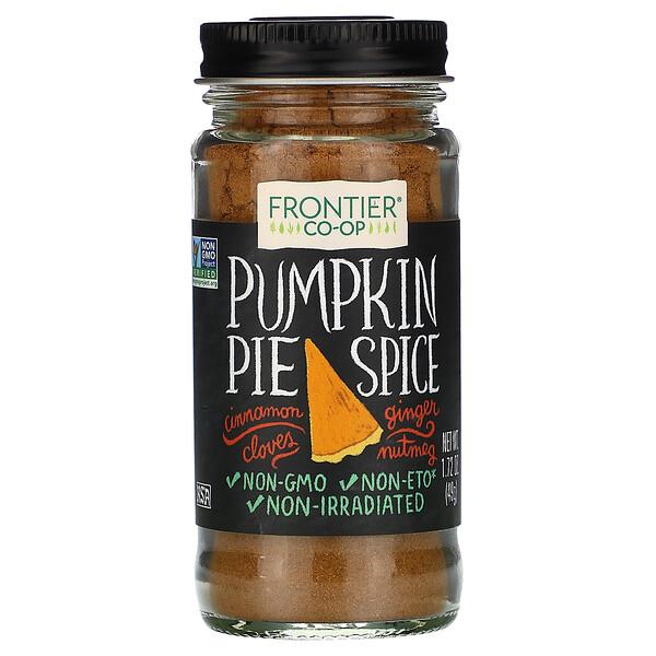 Simply Organic, Pumpkin Pie Spice, 1.72 oz (49 g)