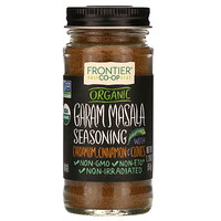 Simply Organic, Organic Graham Masala Seasoning with Cardamom, Cinnamon & Cloves, 1.79 oz (51 g)