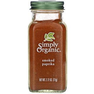 Simply Organic, Organic Smoked Paprika, 2.72 oz (77 g)