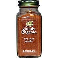 Порошок Five Spice, 2.01 унции (57 г) - фото